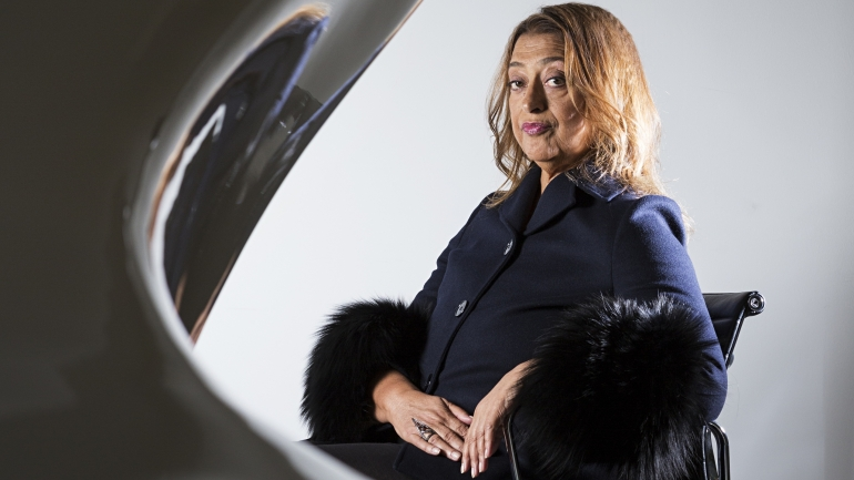 Vidéo. L'hommage des architectes algériennes à Zaha Hadid