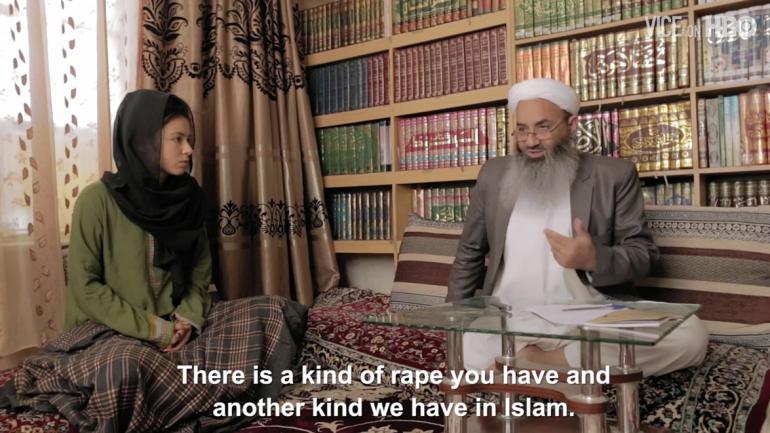 #Miso Pour un député afghan il existe une «autre forme de viol» en Islam