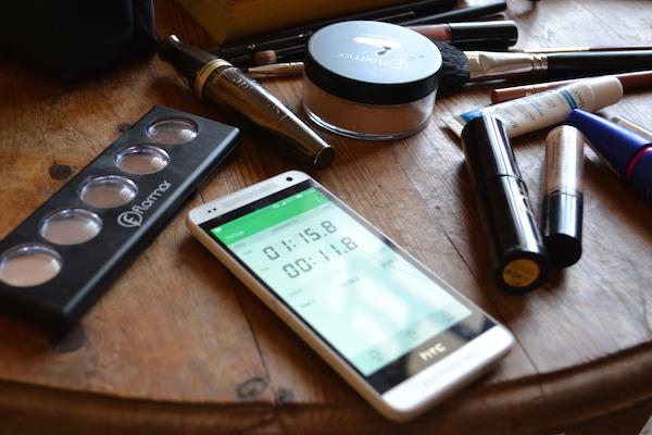 #Défi : se maquiller en moins de 10 minutes avec Carnet Beauté