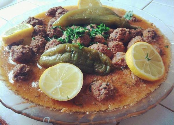 #Recette Vidéo : la kefta en sauce de Guelma