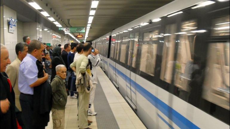 #BonneNouvelle L'aéroport d'Alger desservi par le métro en 2019