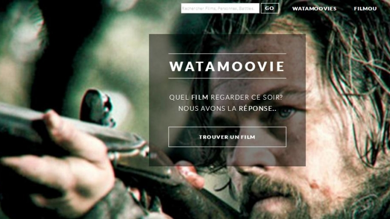 Film : Watamoovie, le Allociné tunisien