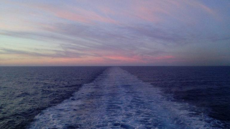 Récit. Mon premier voyage vers l'Algérie en bateau