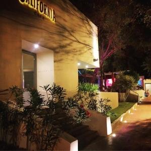California Café, forêt du Paradou / DR