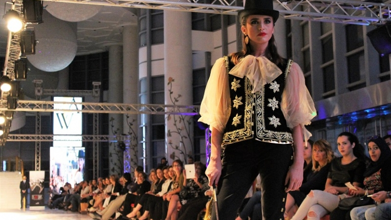 Photos. Fashion Week d'Alger 2016 – Jour 1
