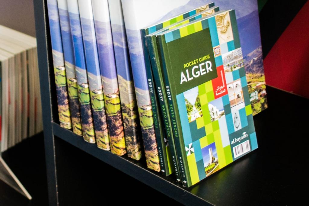Guide Alger El Bayazin format poche