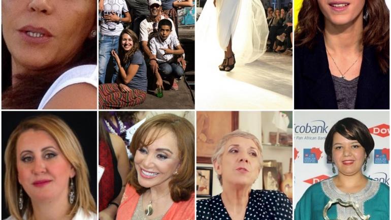 Ces femmes qui nous ont rendu fière d'être algérienne en 2016