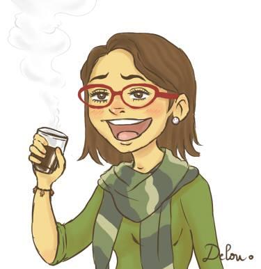 Delou, la dessinatrice qui raconte l'Algérie dans ses bulles