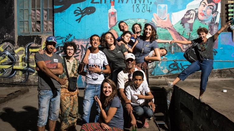 Ces Algériennes qui nous ont rendu fière en 2016 / Les filles de»El Medreb»