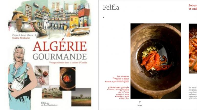 """""""Algérie gourmande"""", le livre qui nous fait saliver"""