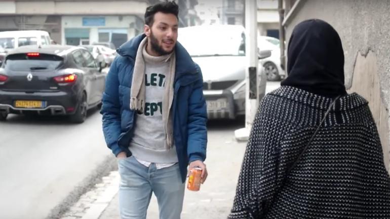 Vidéo. La triste fable de l'Algérienne harcelée