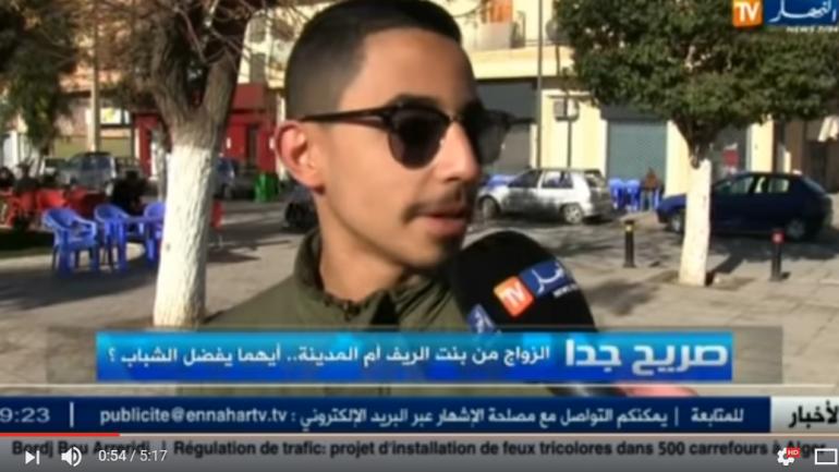 Algériennes de la ville VS Algériennes de la campagne