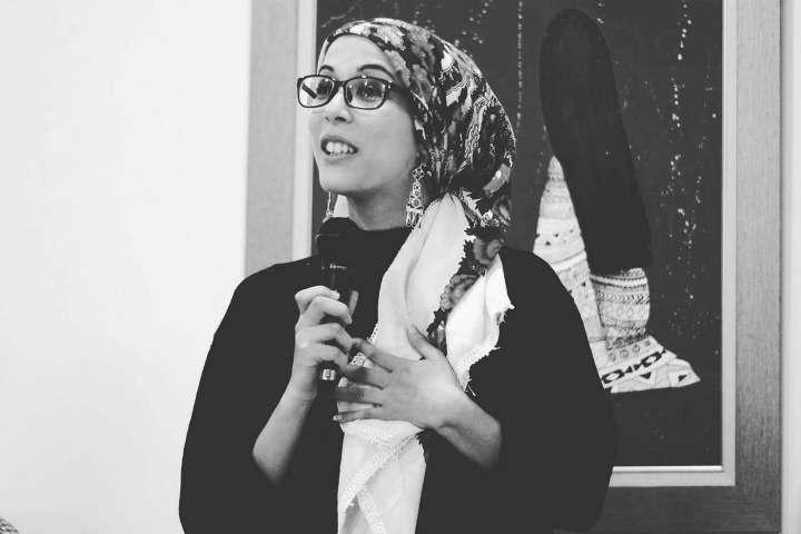 «On est là !», le cri d'une Algérienne