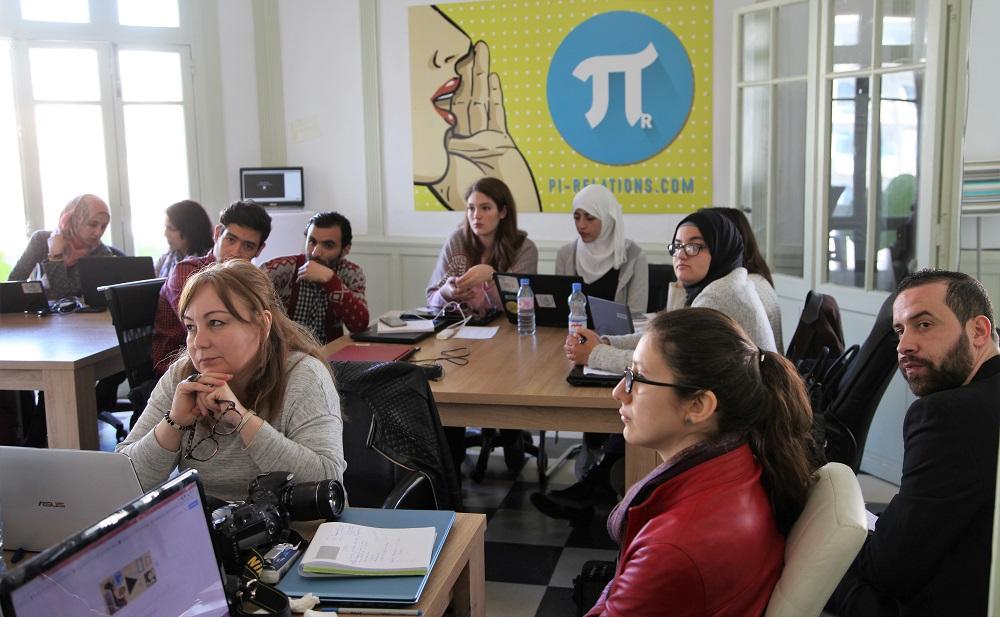 Les #AteliersInty : Formations et rencontre entre web-influenceurs