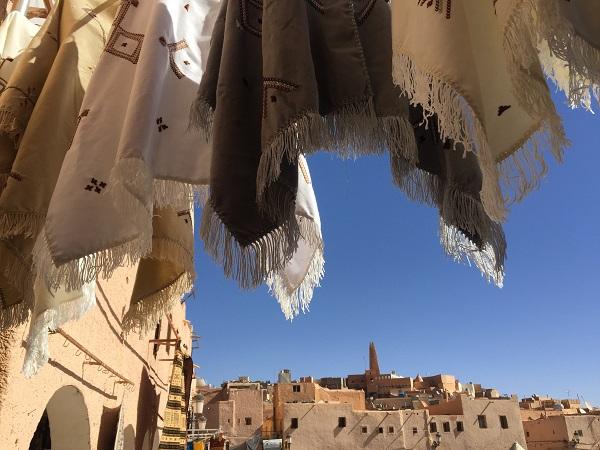 Le marché de Ghardaïa
