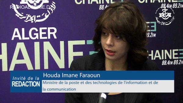 """#Miso. Une femme ministre en Algérie est forcément """"aguichante"""""""