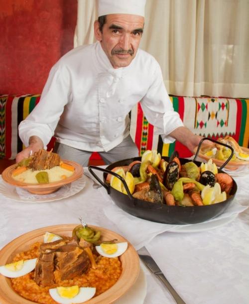 Nos restaurants traditionnels préférés à Alger