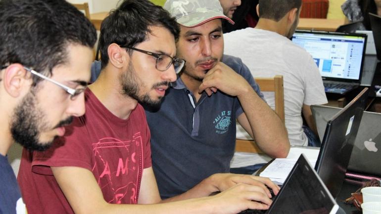 #Atelier Retour sur notre formation en écriture web destinée aux blogueurs algériens