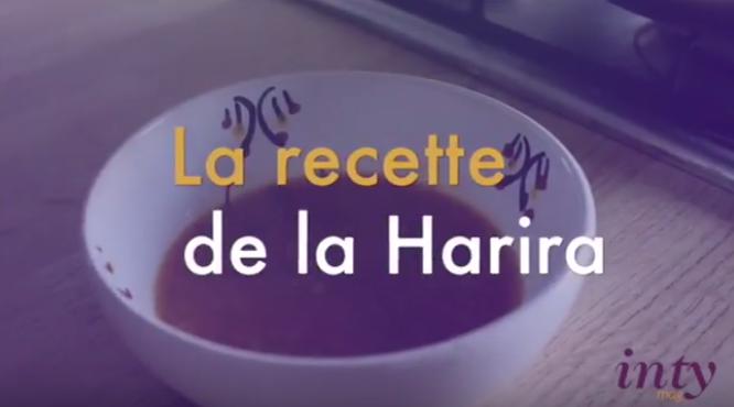 #Recette La harira de Mostaganem en vidéo