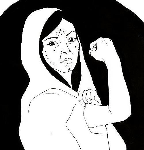 Empreinte Bassma, la rencontre de la tradition algérienne et de l'art graphique