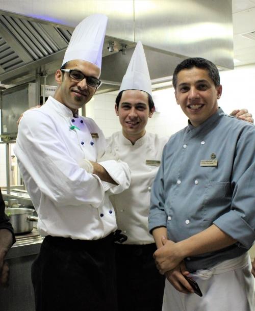 VIDÉO. Dans les coulisses du Ciel d'Oran, le restaurant gastronomique du Sheraton