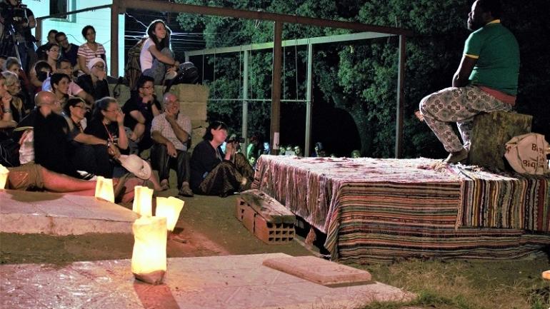 Nuit du conte à Raconte-Arts