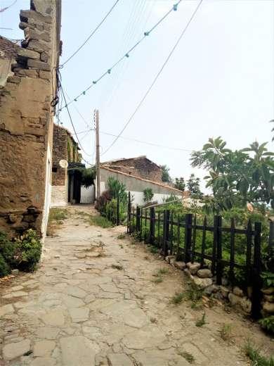 Placette dans la Casbah de Dellys