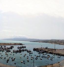 le port de pêche de dellys