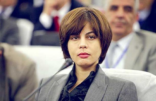 Iman Houda Feraoun toujours considérée comme une femme puissante