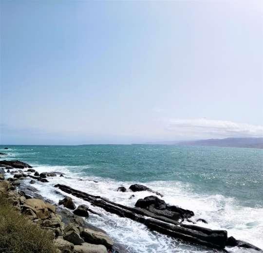 bord de mer à Dellys
