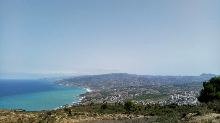 paysage dellys