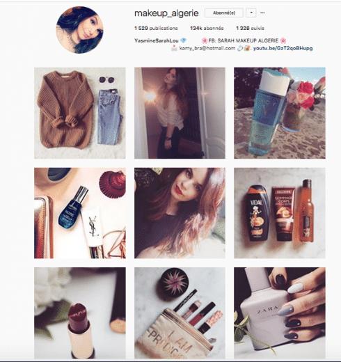 makeup-algérie-blogueuse