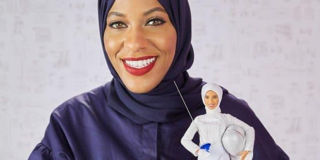 Barbie porte désormais le hidjab