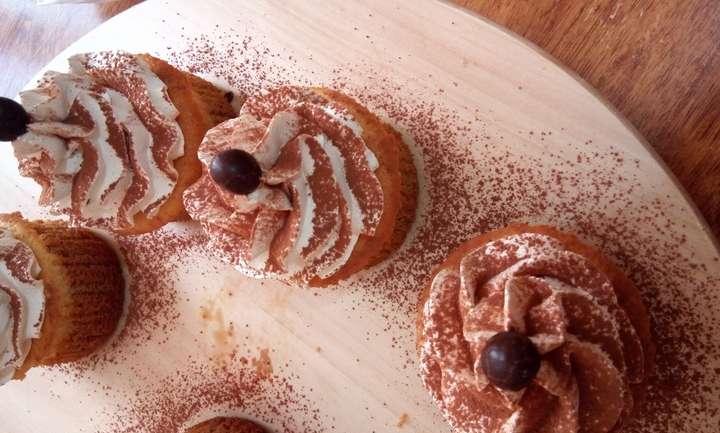 #Recette : Les cupcakes façon tiramisu