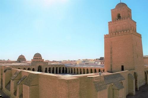 tunisie mosquée kairouan