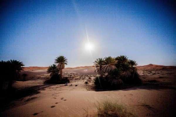Taghit désert algérie