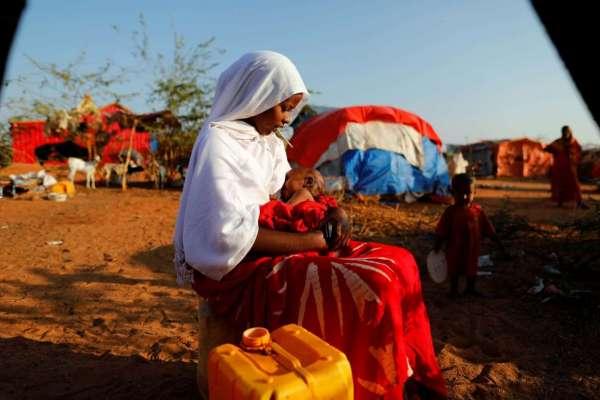 la photographe algérienne zohra bensemra en somalie en 2017