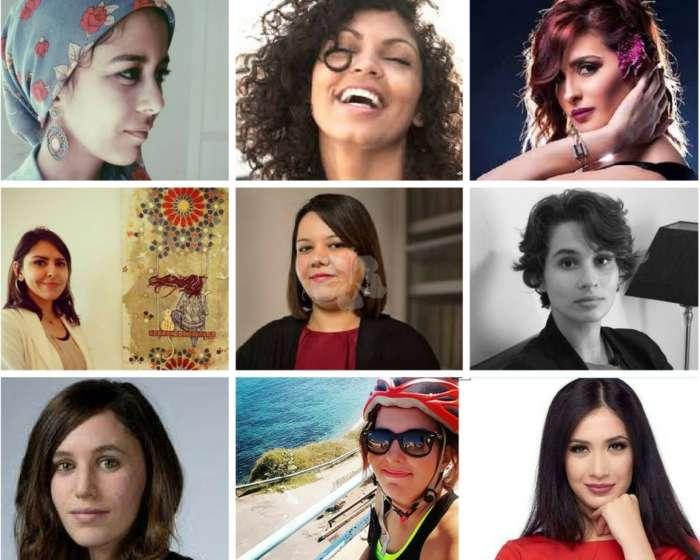 20 Algériennes à suivre sur les réseaux sociaux en 2018