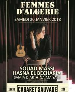 concert femmes algériennes