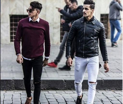 Jeunes Algériens, ces vraies fashionistas