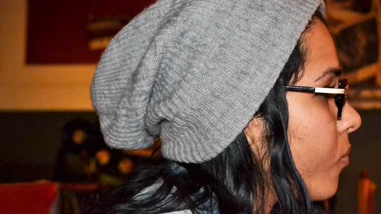 """#StreetStyle Mahdia : """"Je m'habille dans le rayon homme"""""""