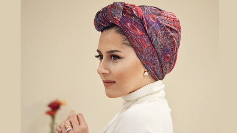 Hijab à la mode