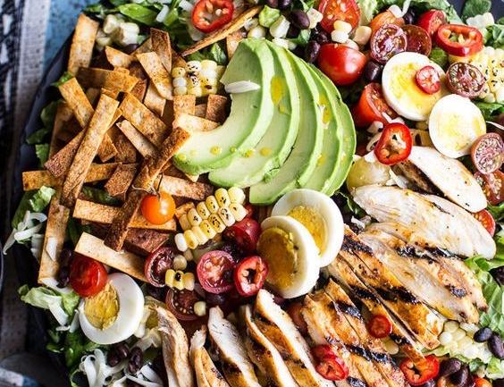 #Recette. Je veux des salades plus savoureuses