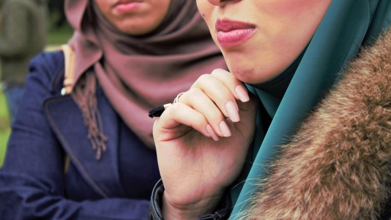 #StreetStyle Asma, en jilbeb et fan de Kim Kardashian