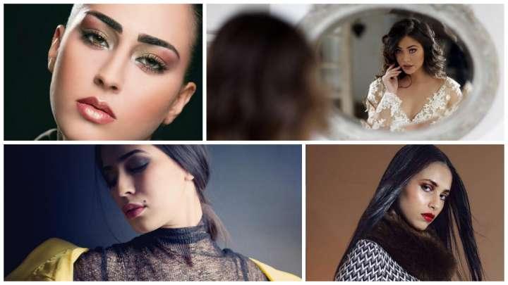 4 mannequins algériens qui s'affichent sur Instagram