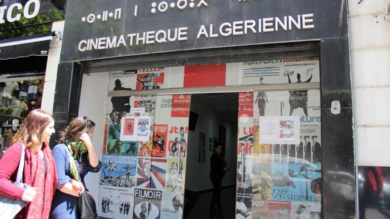 Nouvelle Vague : Ils font le cinéma algérien