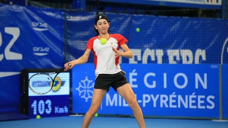 #BonneNouvelle ! L'Algérienne Ines Ibbou qualifiée à Roland Garros