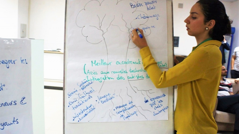 "On a testé : Le ""Maghreb Challenge"" à The Address"