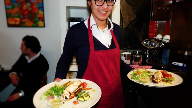 #Carte Les restaurants ouverts pendant le Ramadan à Alger