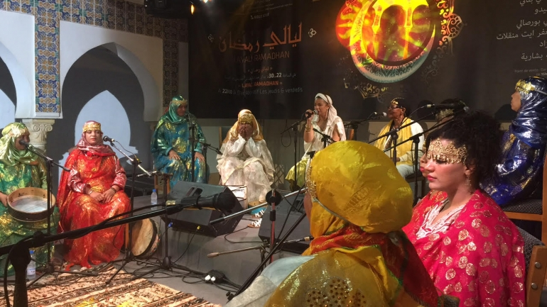 Laama Becharia, la musique du sud 100% féminine